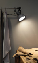 Nemo Projecteur 165 Clip/Pinza tafellamp met tafelklem