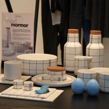 Normann Copenhagen Mormor Blue schaal