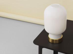 Normann Copenhagen Amp Table Lamp Brass tafellamp