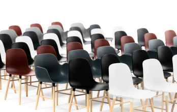 Normann Copenhagen Form Chair miniatuur