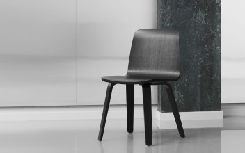 Normann Copenhagen Just Chair Oak stoel