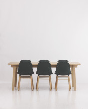 Normann Copenhagen Slice Linoleum tafel 300x90