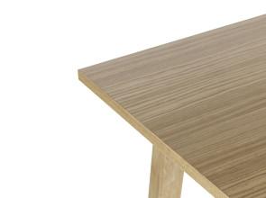 Normann Copenhagen Slice Linoleum tafel 200x90