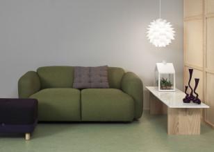 Normann Copenhagen Solid tafel 130x39