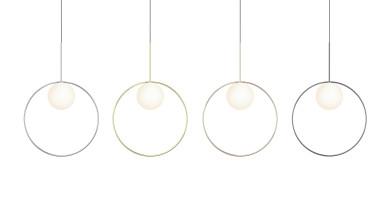 Pablo Bola Halo 22 hanglamp LED