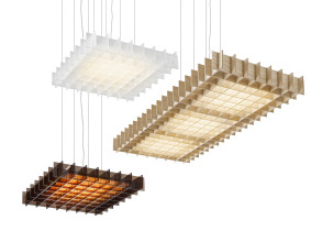 Pablo Grid 1x1 hanglamp LED
