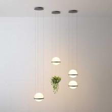 Vibia Palma Hanglamp 3724 LED met plantenbak