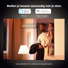 Philips Hue Philips Hue lichtbron E27 Bluetooth  - white - 1-pack