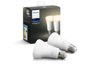 Philips Hue Philips Hue lichtbron E27 Bluetooth - white - 2-pack