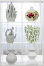 Pols Potten Coral tulips vaas