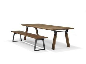 QLiv Bridge tafel 200x100