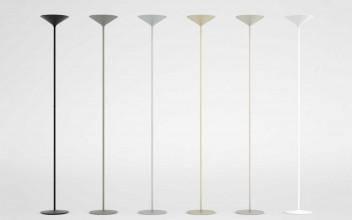 Rotaliana Dry F1 vloerlamp uplighter LED