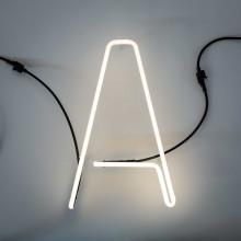 Seletti Alphafont neon letter wandlamp