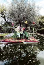 Seletti Industry Garden tuinstoel