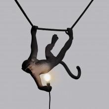 Seletti Monkey Swing hanglamp buiten