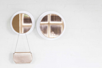 Serax Studio Simple spiegelkapstok small