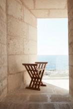 Skagerak Royal Chair kruk inklapbaar