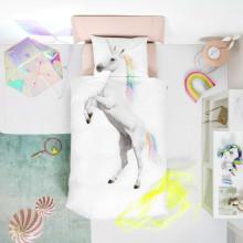 Snurk Unicorn dekbedovertrek 140 x 200
