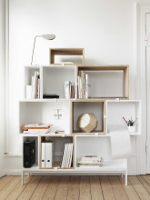 Muuto Stacked 2.0 kast medium open