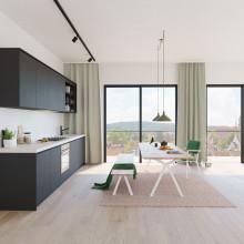 Studio HENK Slim X-Type tafel 200x90