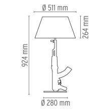 Flos Table Gun tafellamp