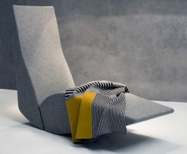 Tom Dixon Bird Chaise fauteuil