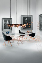 Tom Dixon Scoop Low stoel