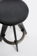 Tom Dixon Slab Bar Stool barkruk