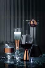 Tom Dixon Tank Champagne glas set van 2