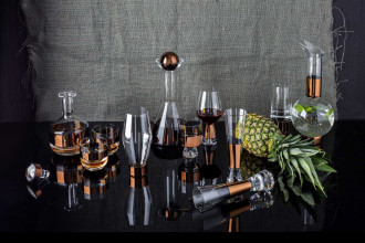 Tom Dixon Tank Whiskey decanteerkaraf
