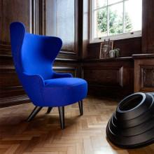 Tom Dixon Wingback Micro Black fauteuil
