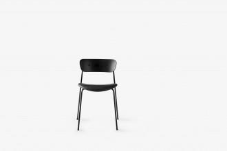 &tradition Pavilion AV3 gestoffeerde stoel