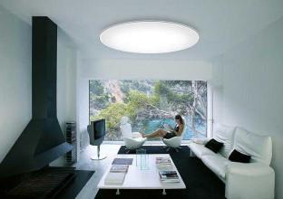 Vibia Big plafondlamp dimbaar
