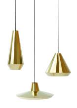 Vij5 Brass Lights BL16 hanglamp