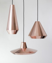 Vij5 Copper Lights CL30 hanglamp
