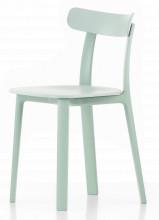 Vitra All Plastic stoel met viltglijders