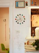 Vitra Ball Clock klok