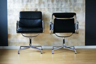 Vitra EA 208 stoel