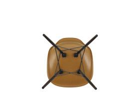 Vitra Eames DSW Fiberglass stoel esdoorn donker