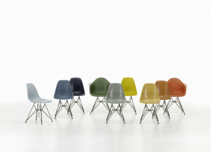 Vitra Eames LAR loungestoel onderstel zwart