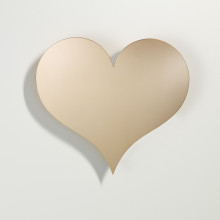 Vitra Metal Heart wanddecoratie