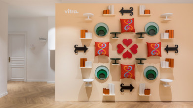 Vitra High Tray dienblad