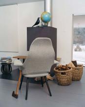 Vitra Organic Highback fauteuil