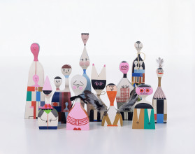 Vitra Wooden Dolls No. 6 collectors item