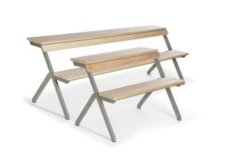 Weltevree Tablebench 2-seater picknickset 110x77
