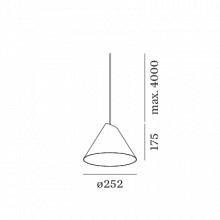 Wever Ducré Shiek 2.0 hanglamp LED