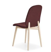 PBJ Designhouse Tradition stoel eiken onderstel