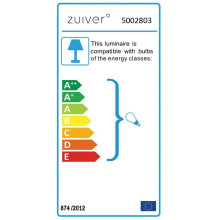 Zuiver Cable Drop hanglamp