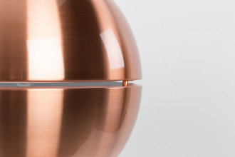 Zuiver Retro '70 Copper hanglamp r40