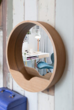 Zuiver Round Wall spiegel '40